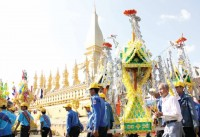 phasad pheung procession
