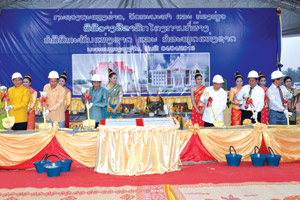 new lao national library